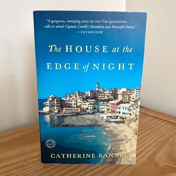 """3/$20 """"The House at the Edge of Night"""" Book"""